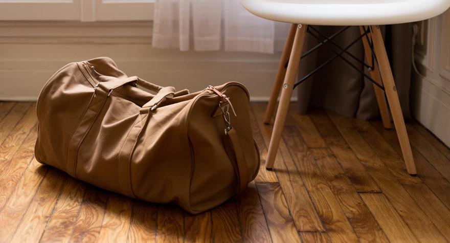 Det kan være svært at finde den rette rejse taske