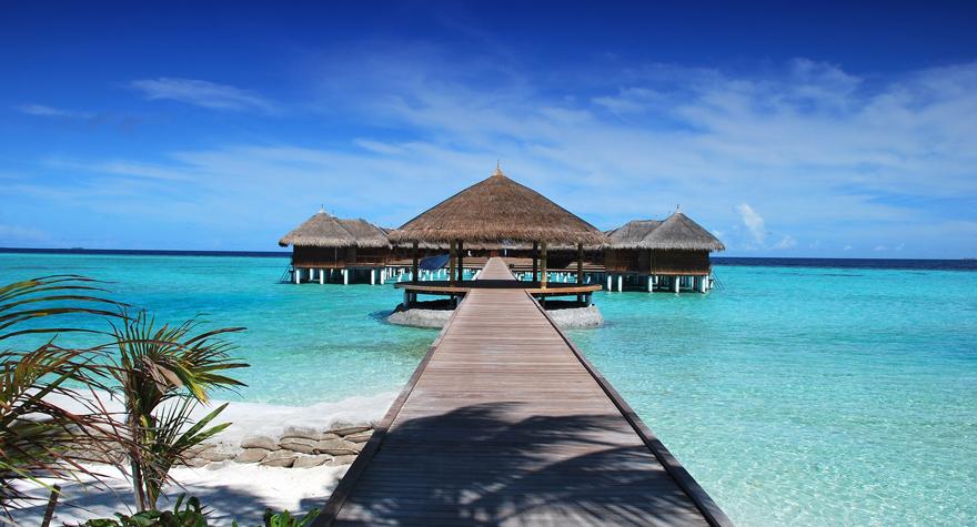 Rejser til Maldiverne er rejser til varme og afslapning
