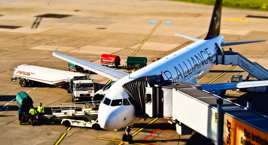 Man kan komme mange steder hen med flybilletter
