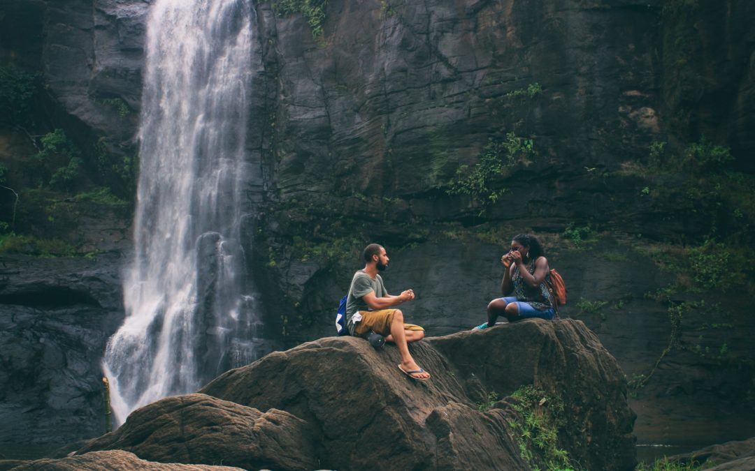 Find en at dele rejseoplevelserne med